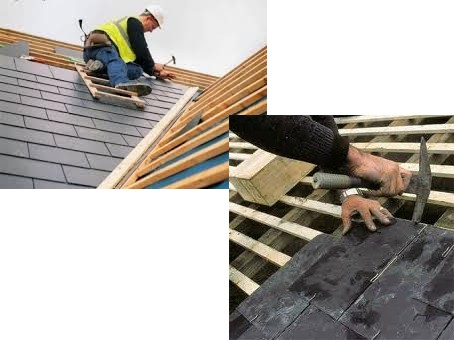 Bac aluminium toiture de maison